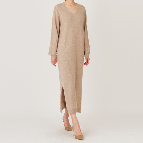 LEMER SILMPLE V DRESS