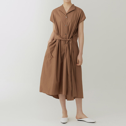 40%SALE/ SOFID BELTED DRESS