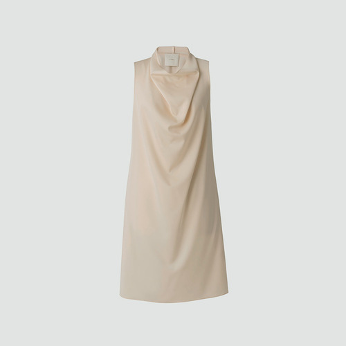 TM DRAPE DRESS