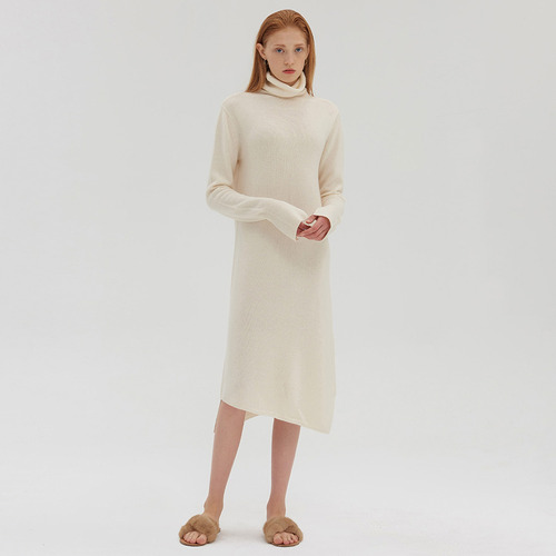 WATER Turtle CASHMERE DRESS