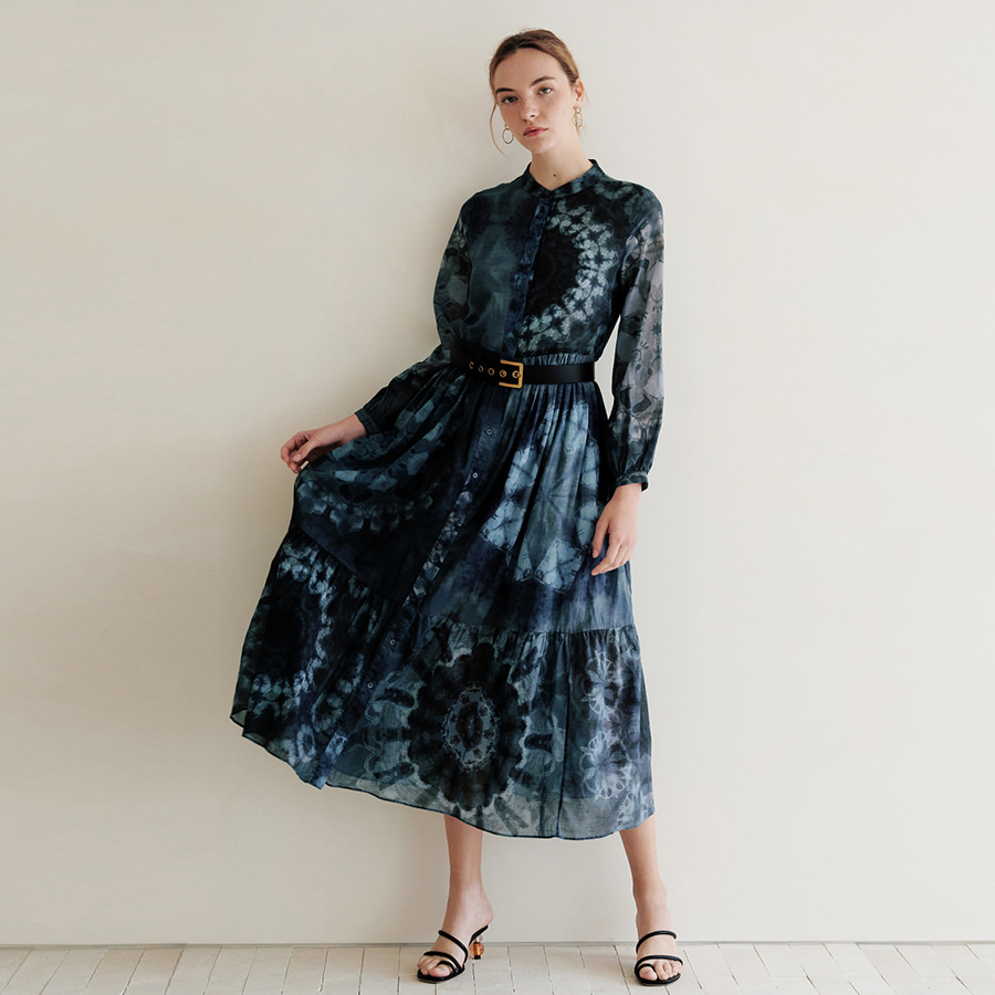 Silky Alma Dress