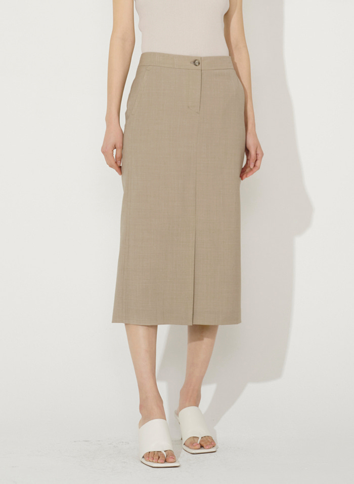 Castello pocket skirt