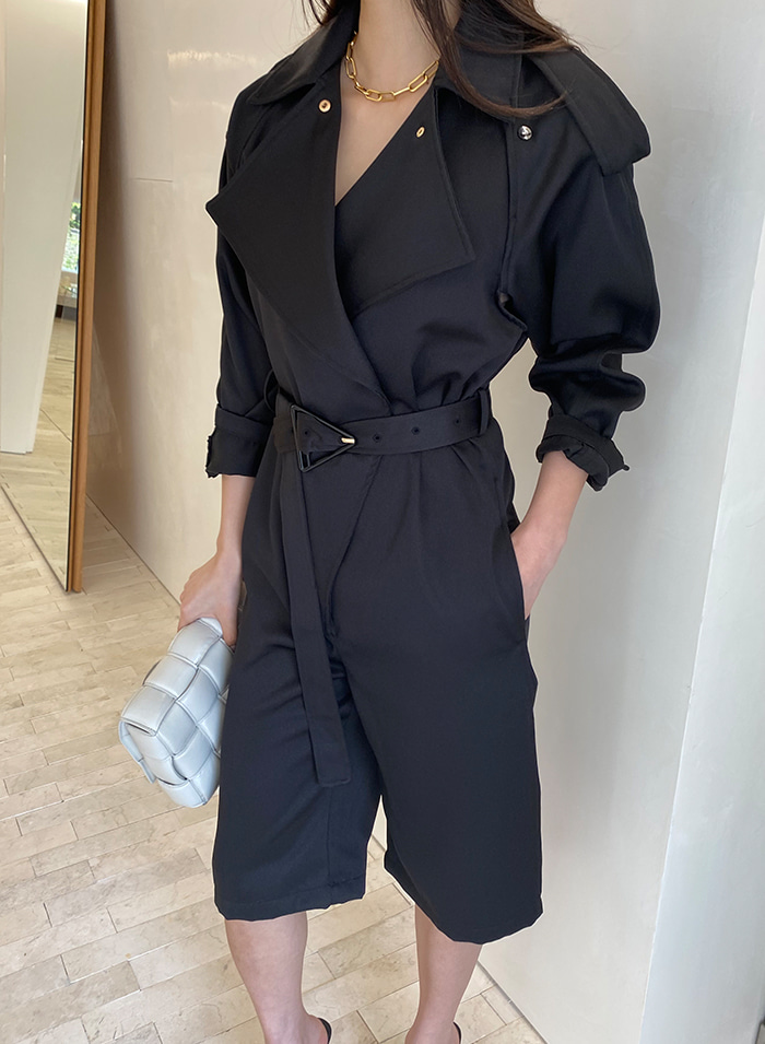 Gusto short jump suit