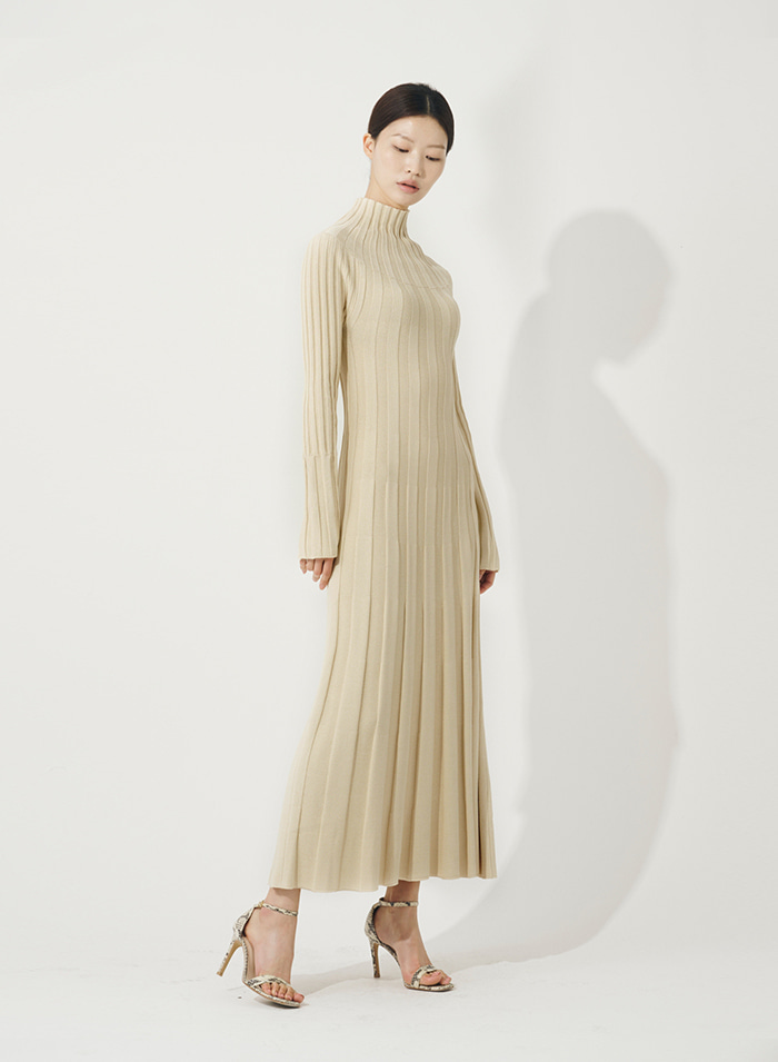 Nhia summer knit dress