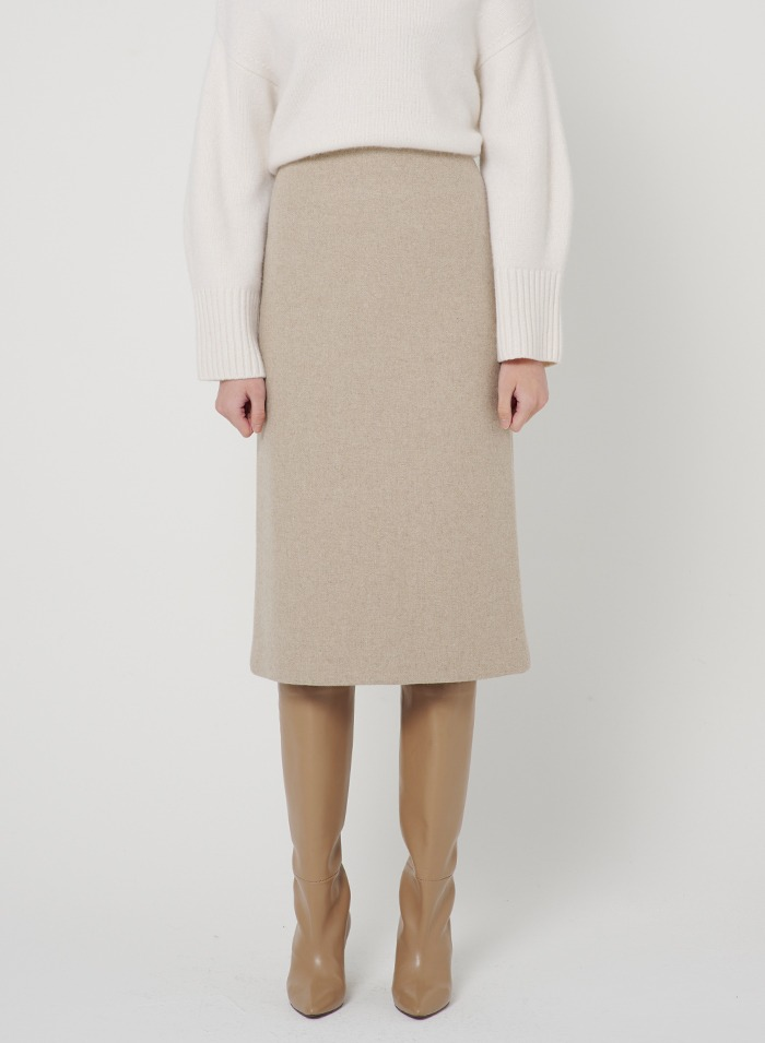 Blo wool H skirt