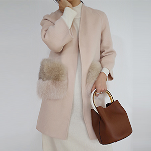 [30%SALE] MAX. POCKET FOX COAT