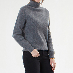 G. easy turtle knit