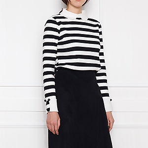 M.stripe KNIT