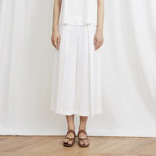 Prime simple wide pants