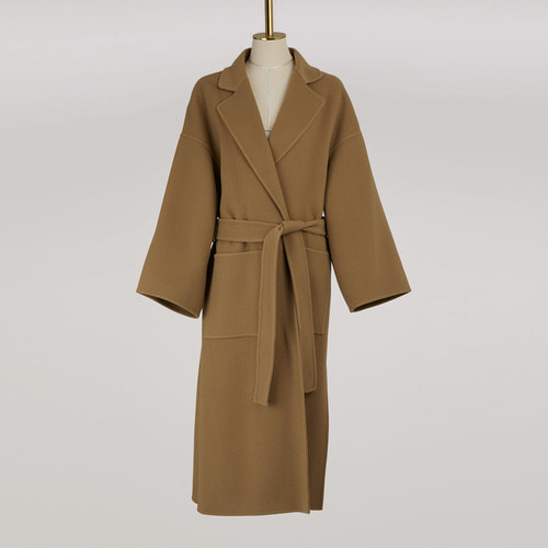 30%SALE / LOEW- WOOL COAT