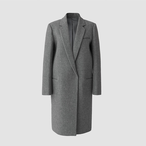 [ 피팅세일 30% ] CEL. CROMBIE COAT GRAY