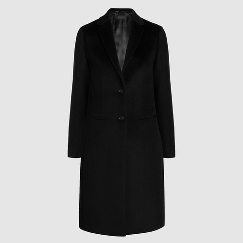 [ 40%SALE ]JOSEPH WOOLCASHMERE CT - Black