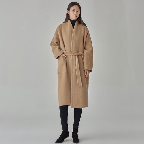 [40%SALE] ALPACA HANDMADE COAT