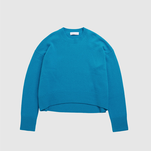 [ SUPERCASHMERE ]  C. OVER SIZED CASHMERE KNIT