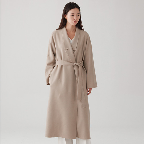 WOOL HD LOW LUX TRENCH