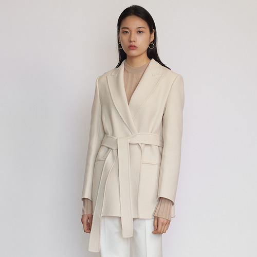 H MASS CLASSIC BELTED JACKET