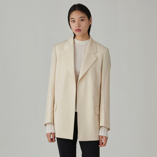 -40%SALE / BEAS OPEN WOOL JACKET +