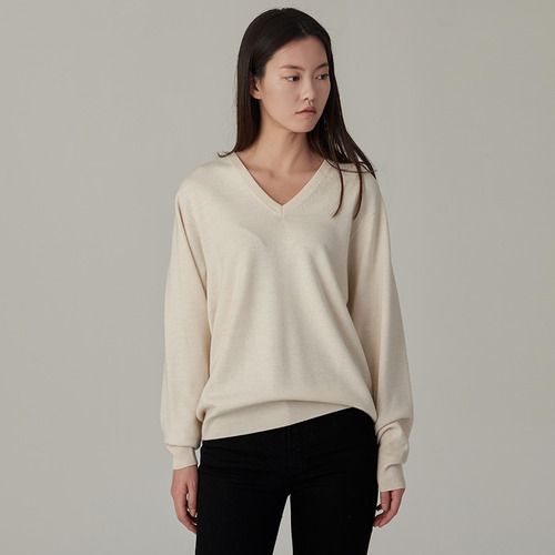 WITHIN V NECK PULLOVER