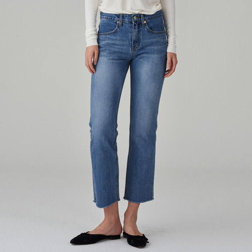 TALK BASIC STRAIGHT DENIM