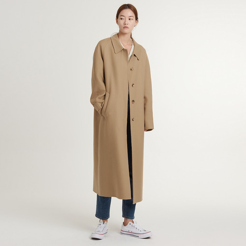 HD Raglan oversized coat