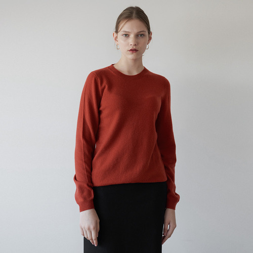 30% SALE / 12 BASIC ROUND KNIT