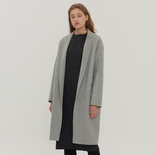2018 EGG SHAPED CASHMERE COAT