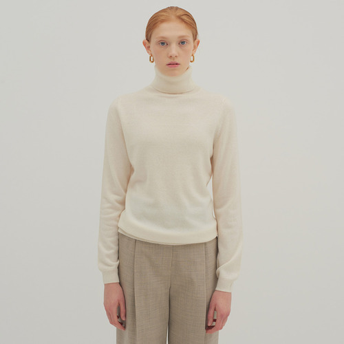 12 BASIC TURTLE KNIT