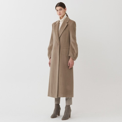 30% SALE / Victoria twist sleeve coat