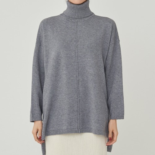 SOFT TOUCHING LOOSE KNIT