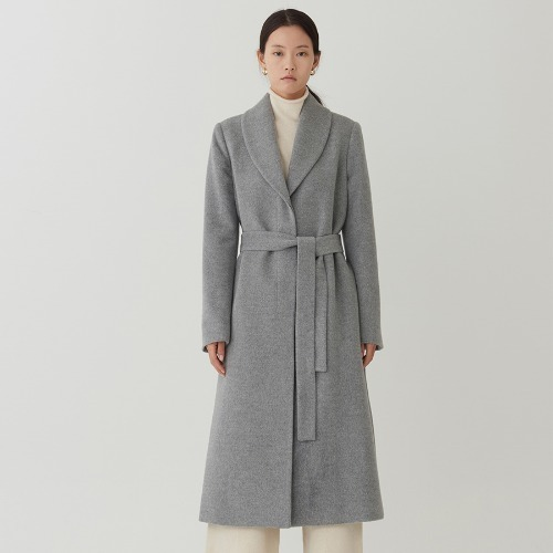 40% SALE / row dranner coat