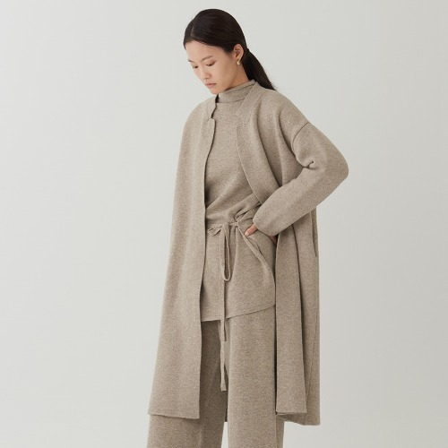 HEETS long knit coat