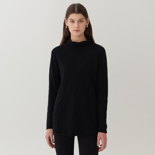 CASHMERE ROLLING KNIT
