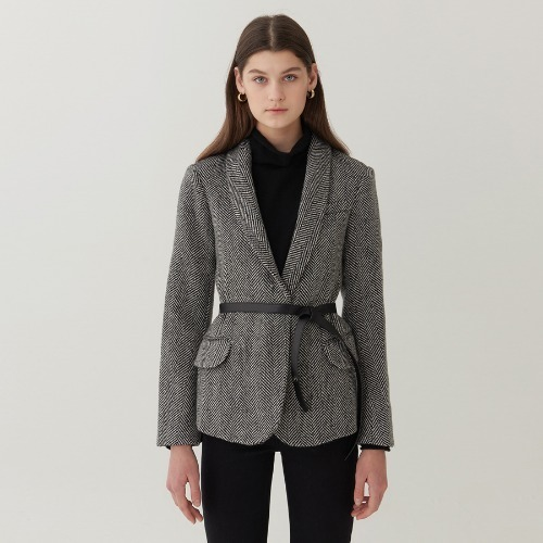 LP herringbone wool jacket