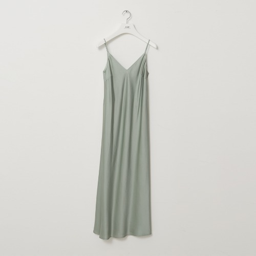 Jeny silky slip Dress