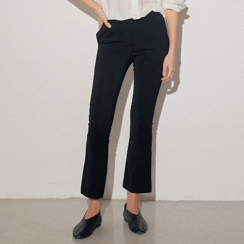 ROSETTA STRETCH CROP TROUSER