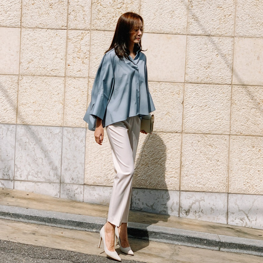 Tyra oversized Blouse