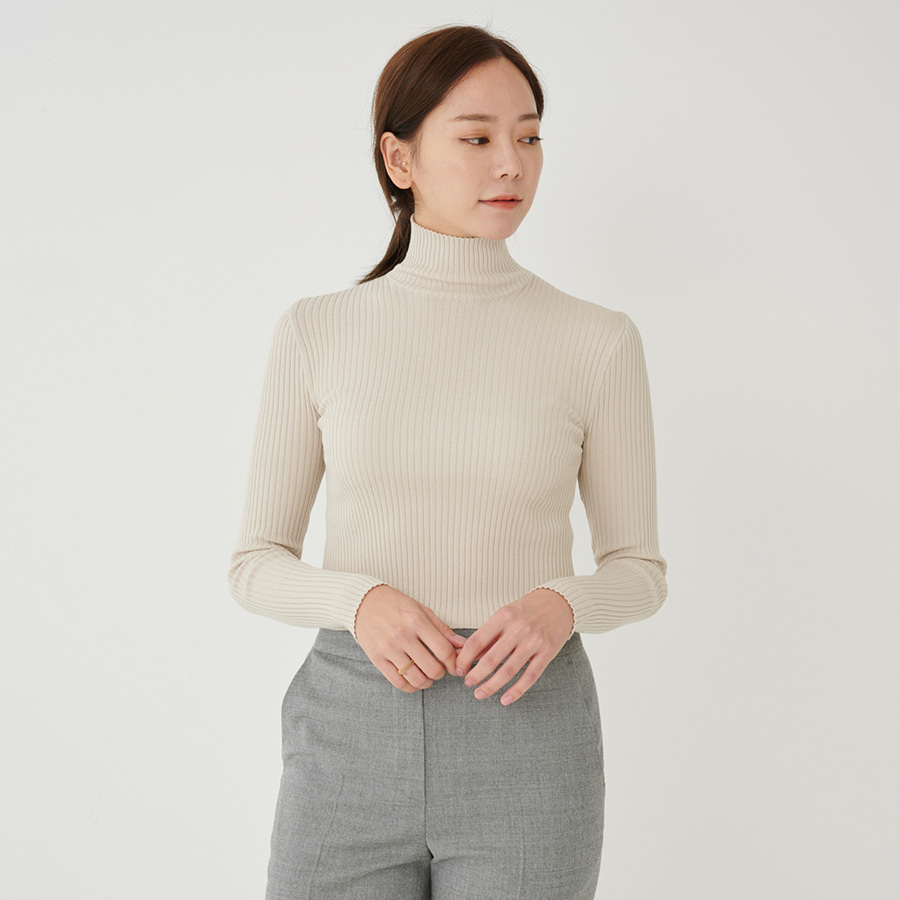Finest golgi polar knit