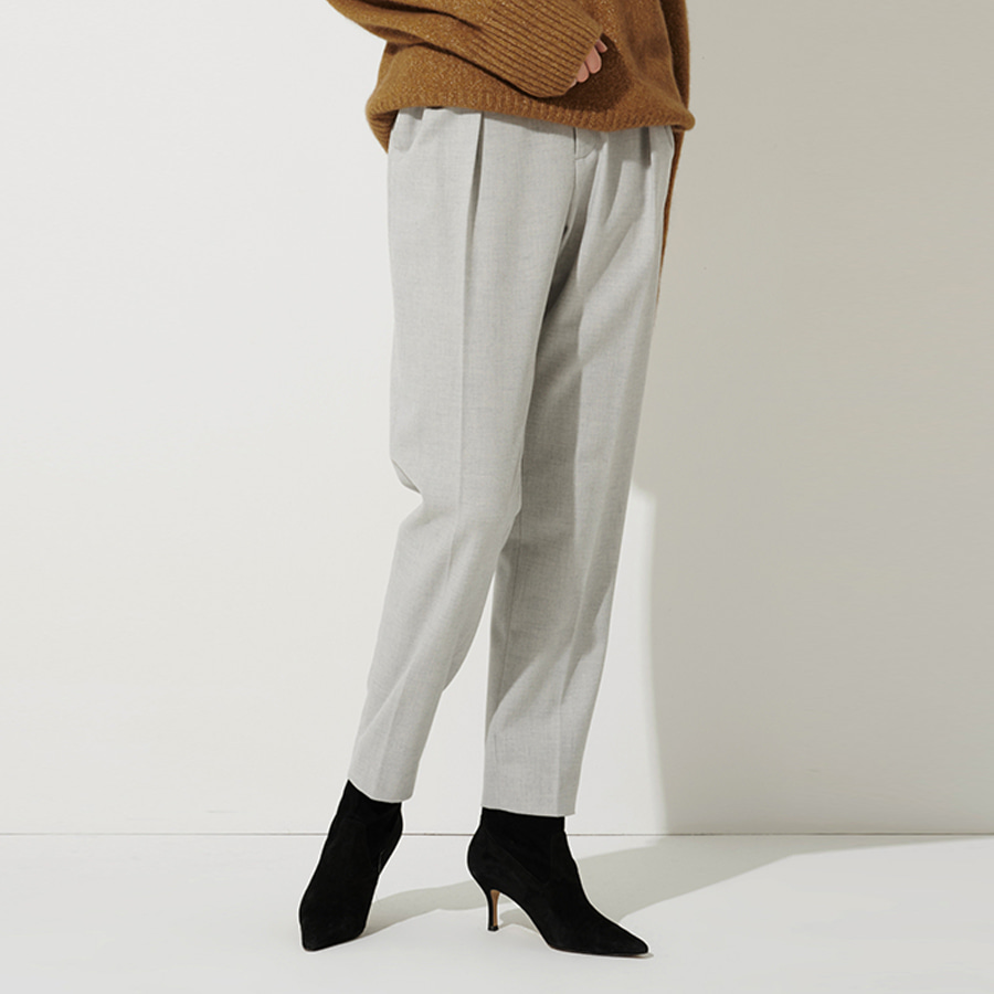 CLASSIQUE TWO-PLEAT PANTS
