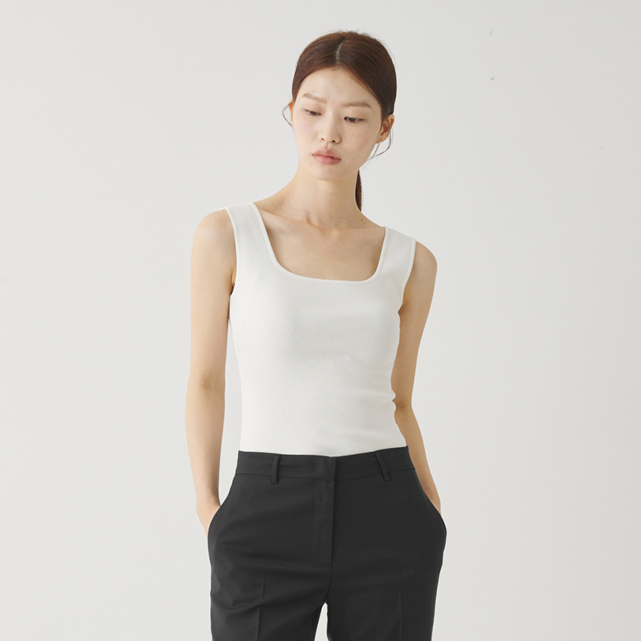 Sugar square sleeveless
