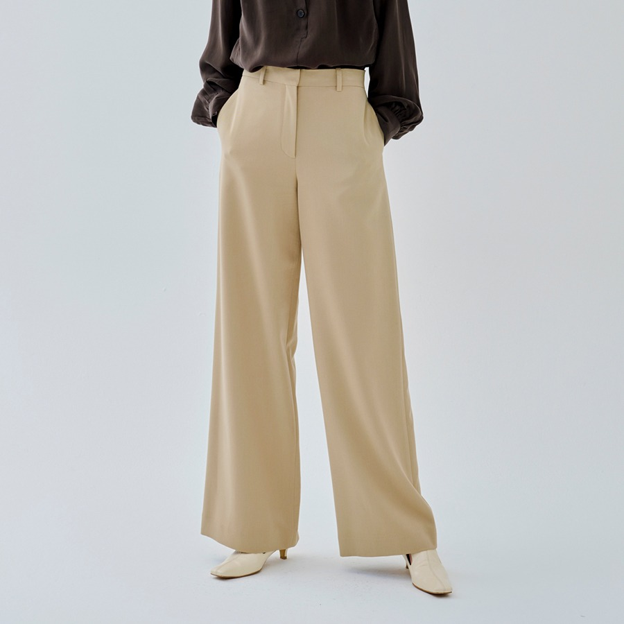 Panza wide trousers