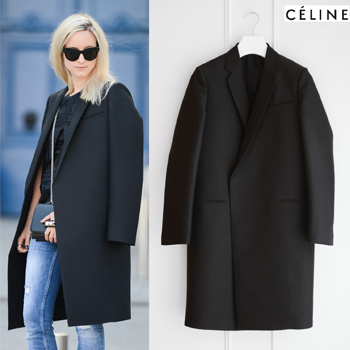 [ PREORDER ] CELIN- WOOL SILK JACKET